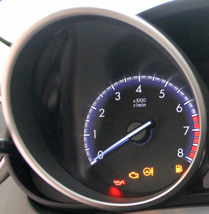 How many rpm for a car is reasonable?