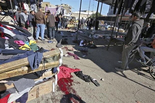 List of bombs in Iraq: The serpent continues to increase image 1