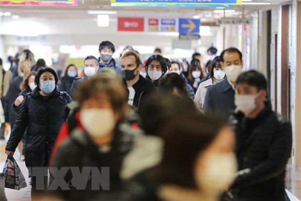 The dangerous guard is at home and spreads the disease in Japan picture 1