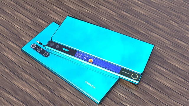 Huawei Mate X2 Expectations: Has a large screen up to 9 inches, 2K resolution, 120 Hz refresh rate and Kirin 9000 chip