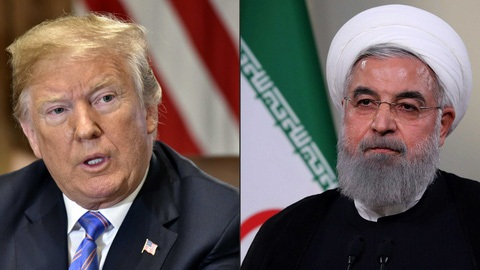 Iran retaliated against the official, US President