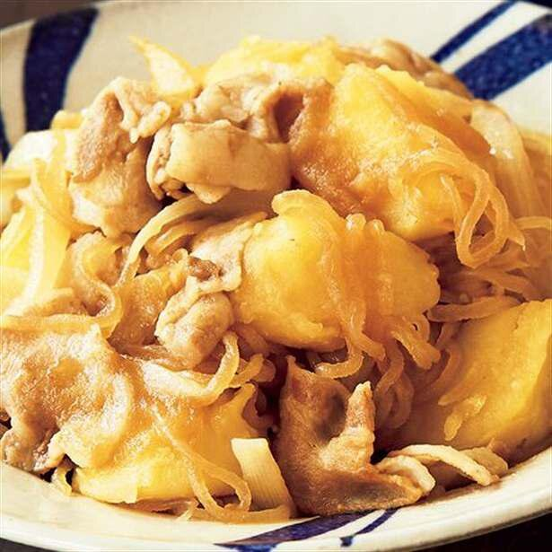 #Use a microwave oven and frozen potatoes!Summary of time-saving tricks for meat and potatoes