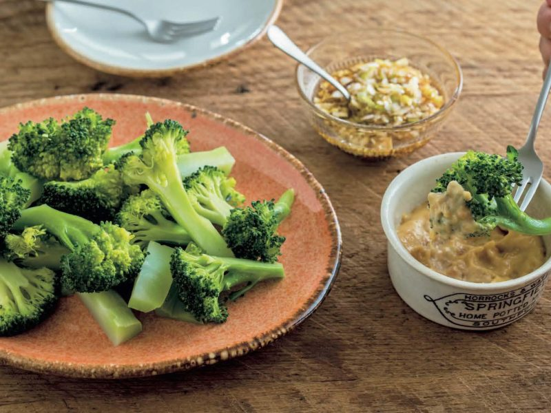 """#Food Somehow sweetened!  ?? """"Oil steamed boiled"""" is definitely recommended for broccoli ♪[How to eat broccoli more deliciously (2)]"""
