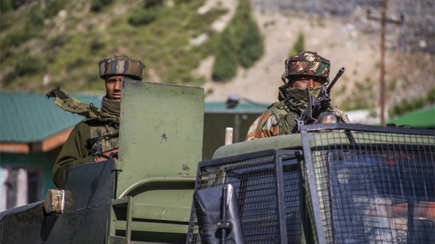 Indo-China collided again: Soldiers on both sides were injured ...