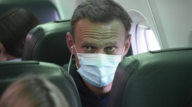 Navalny called on the Russians to take to the streets to protest