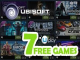 (Giveaway) Donate the copyright to 7 major Ubisoft games from December 16