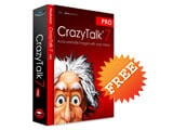 (Giveaway) CrazyTalk 7 copyrighted software, creating 2D, 3D animated characters from December 29
