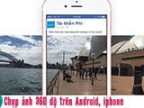 How to take 360 photos on Android, iPhone