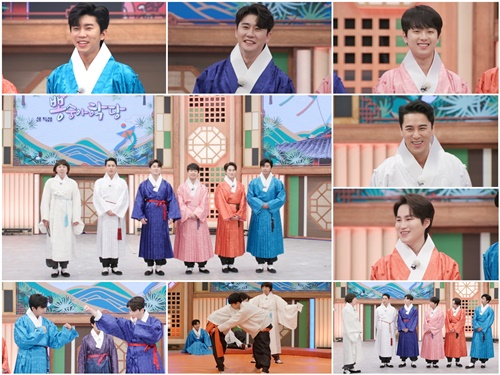 'Pongsungahhakdang' Lim Young-woong, the reason you suddenly bowed as soon as you appeared? [M+TV컷]