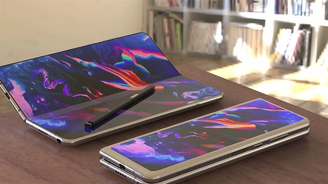 Galaxy Z Fold 3 will have a camera hidden under the screen and cost about 50 million (Updating)