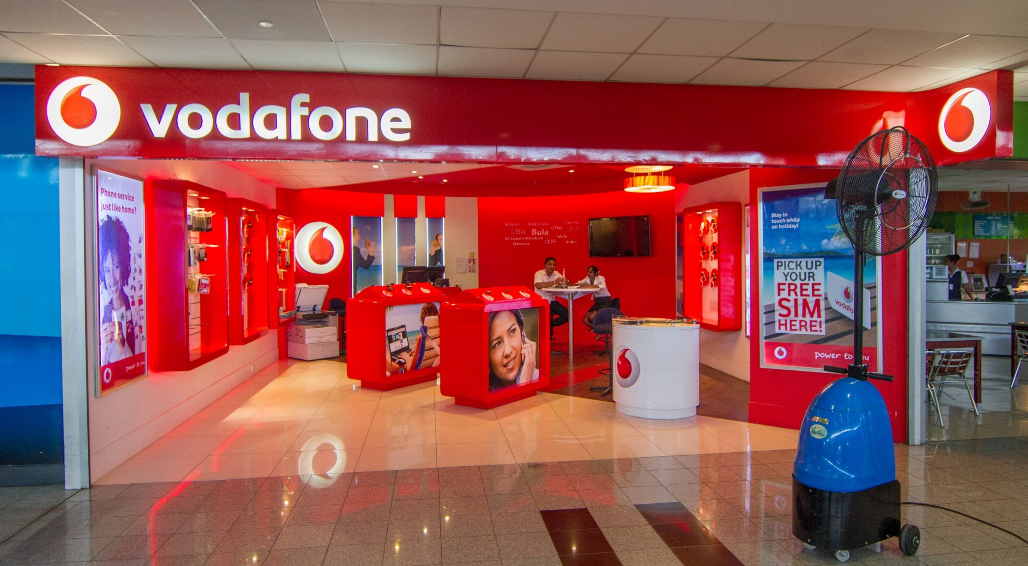 Vodafone Germany branch ceases providing Chinese cable TV service