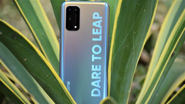 Realme GT 5G will be equipped with Snapdragon 888, 160Hz refresh rate screen and fast charging up to 125W (Updating)
