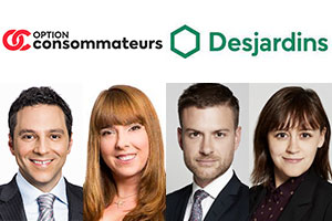 Out-of-court agreement between Desjardins and Option Consommateurs