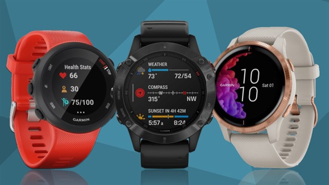 Looking for the best Garmin sports smartwatch in each category: Which or do you like the most?  (2/2021)