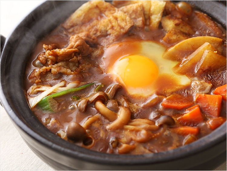 """The recipe tip is when to add miso!Recipe for """"miso nikomi udon"""" taught by a specialty store"""