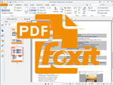 How to view PDf files on the screen with Foxit Reader extremely easy