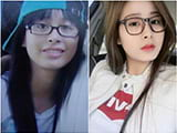 """How to stitch photos """"successful puberty"""" is hot on Facebook"""