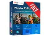 (Giveaway) Copyright InPixio Photo Editor for free, professional photo editing