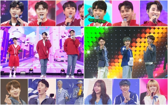Top 6 including Lim Young-woong VS Seven and others idol 6 [사랑의 콜센타]
