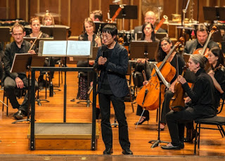 Composer and Professor of Music at the University of California Lei Liang won the Music Award of the American Academy of Arts and Letters