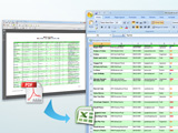 How to convert PDF to Excel with SolidConverter