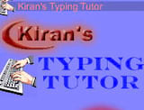 How to download and use Kiran's Typing Tutor to practice typing with 10 fingers