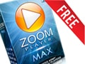 (Giveaway) Register for copyright Zoom Player MAX, watch videos, listen to high quality music from November 16