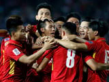 The best poems supporting the Vietnamese team
