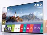 Instructions for activating the ClipTV promotion package on LG Smart TVs