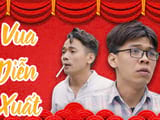 Comedy King Acting, Trung Ruoi