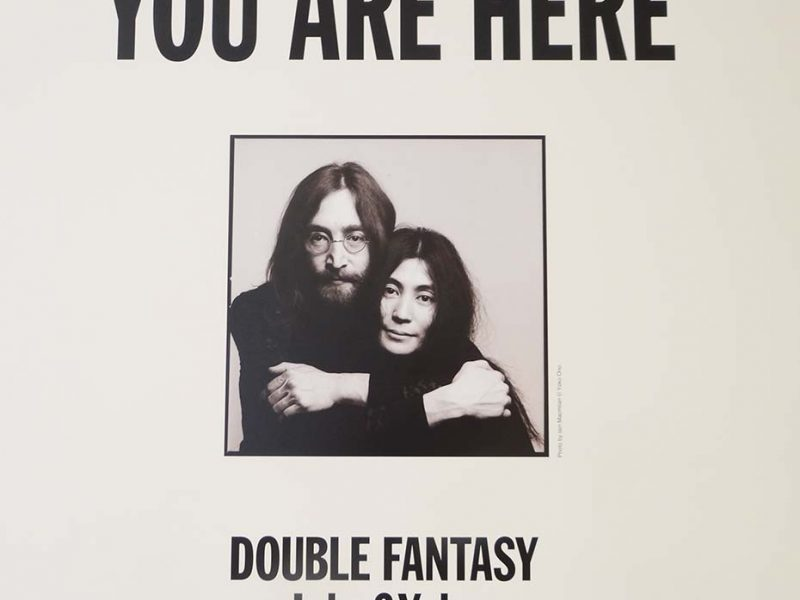 Double Fantasy John and Yoko Exhibition