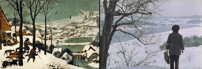Filmmakers reveal shots directly influenced by iconic paintings 3 minutes to read