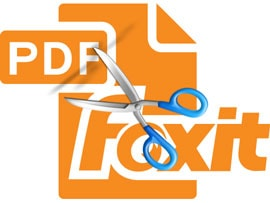 How to cut PDF files using Foxit Reader