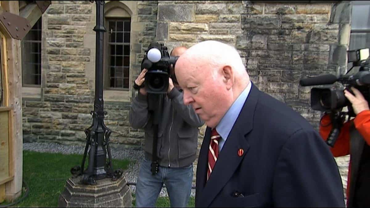 Suspension without pay Supreme Court refuses to hear Mike Duffy