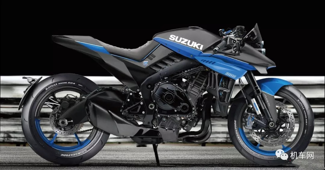 Suzuki knife is expected to be resurrected, and the classic KATANA will be reinvented!