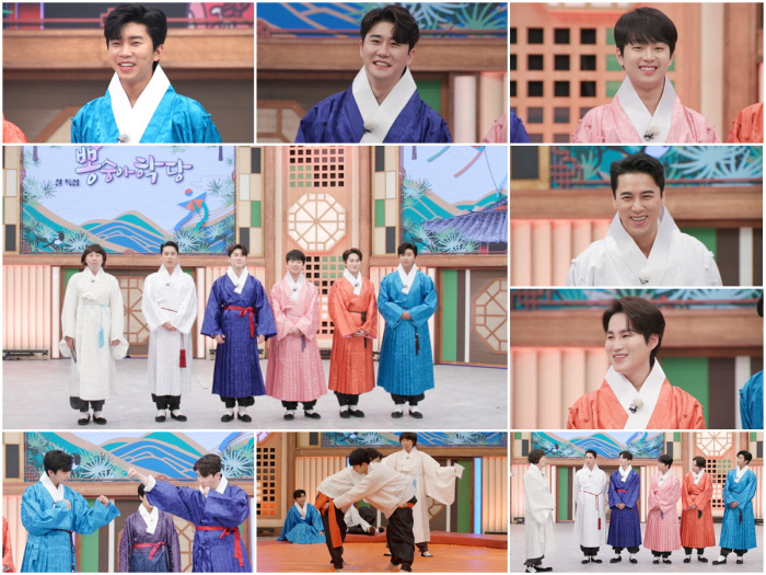 Young-woong Lim vs. Young-tak of'Pongsungah Hakdang', who is the winner of the New Year's special title contest