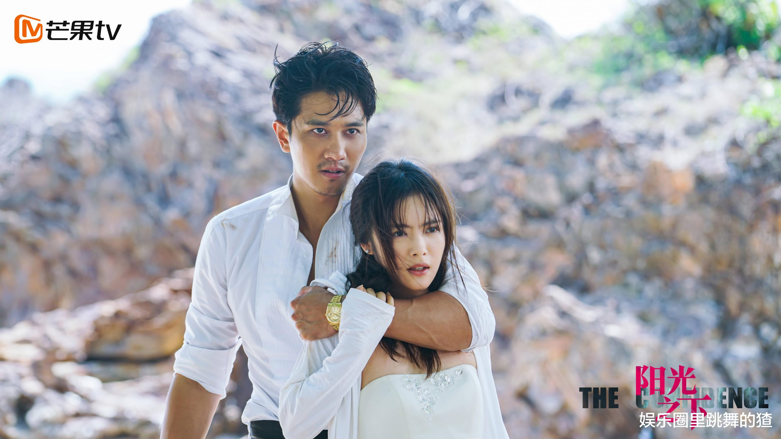 """""""Under the Sun"""" just ended, Cai Wenjing and Peng Guanying re-acted as a couple, netizen: Ye Qinghui"""