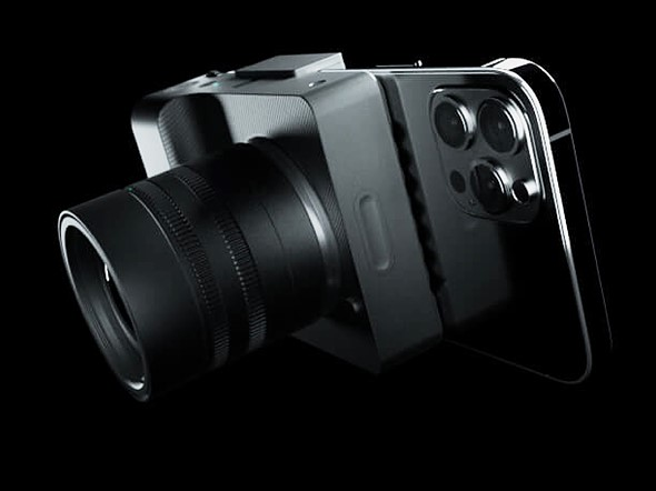 Alice MFT camera combines smartphone AI with interchangeable lenses, now live on Indiegogo: Digital Photography Review