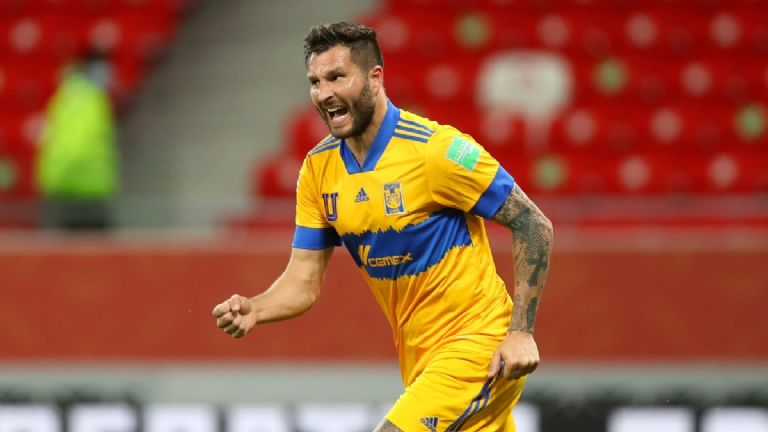 Gignac and his teammates at Tigres are facing an historic opportunity at the FIFA Club World Cup.