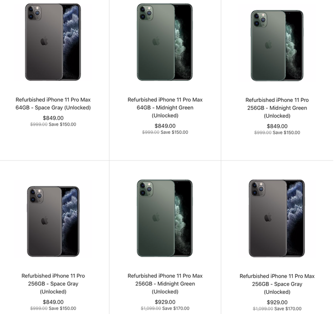 Apple starts selling refurbished iPhone 11 for cheap - Photo 1.