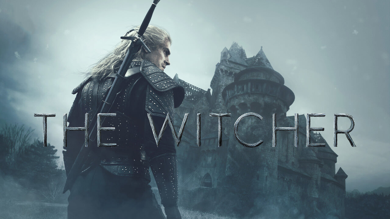 The main characters of The Witcher: Beautiful, beautiful, but