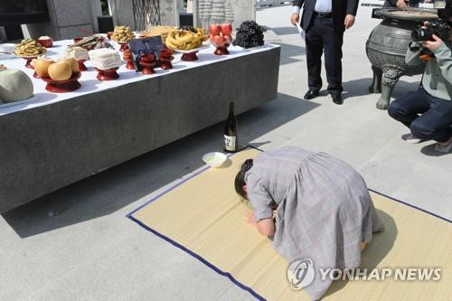 Because of COVID-19, the Korean defector struggles to celebrate the New Year in Korea - photo 1