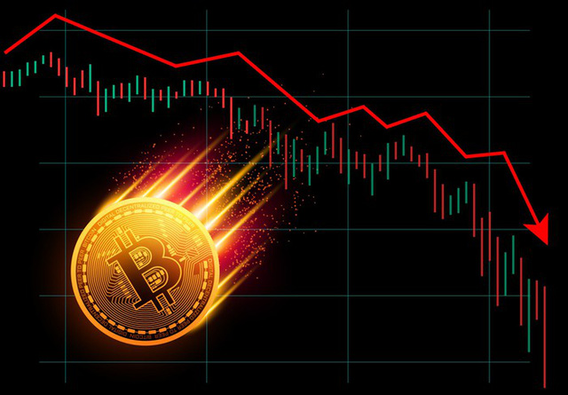 Bitcoin plummeted without braking, players panicked and sold - Photo 1.