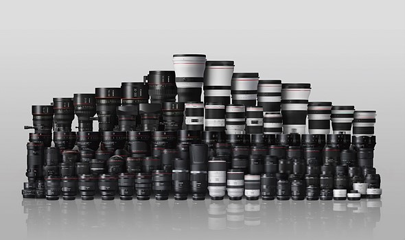 Canon produced its 150-millionth lens in January, marking an incredible milestone 34 years in the making: Digital Photography Review