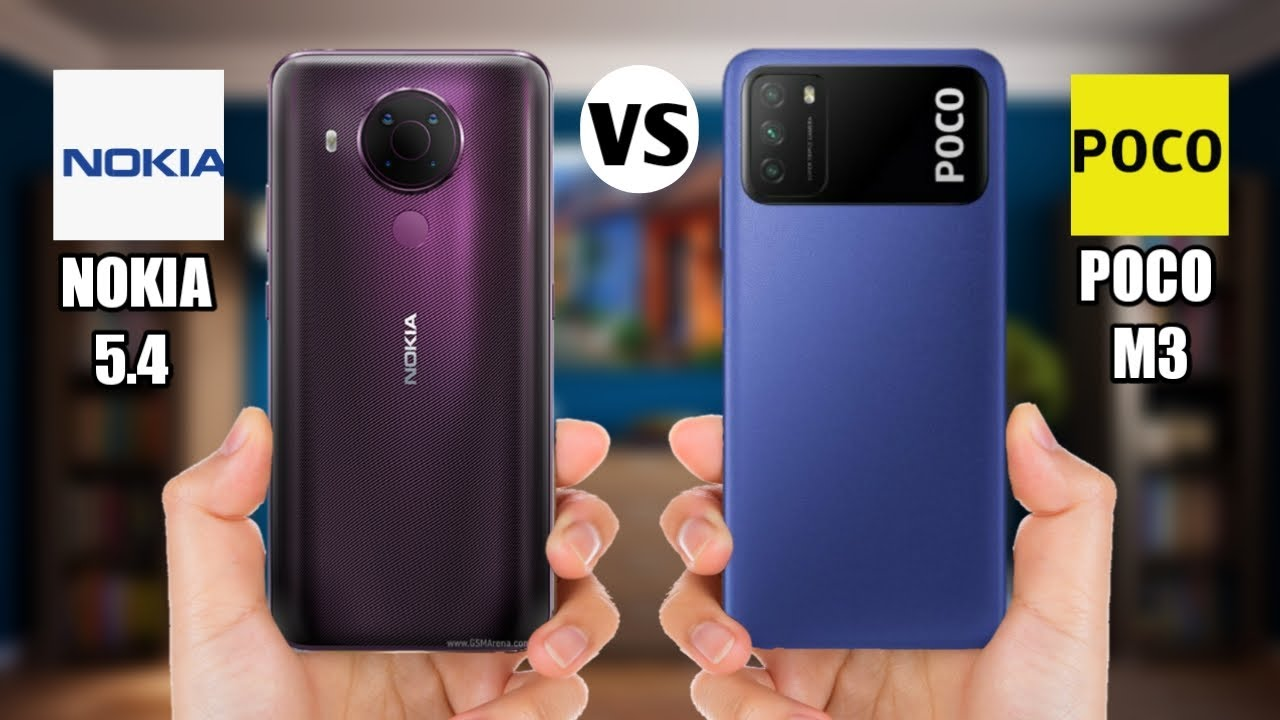 Sforum - Latest technology information page POCO-M3-vs-Nokia-5-4-1 Compare Nokia 5.4 and POCO M3: Which option is more valuable?