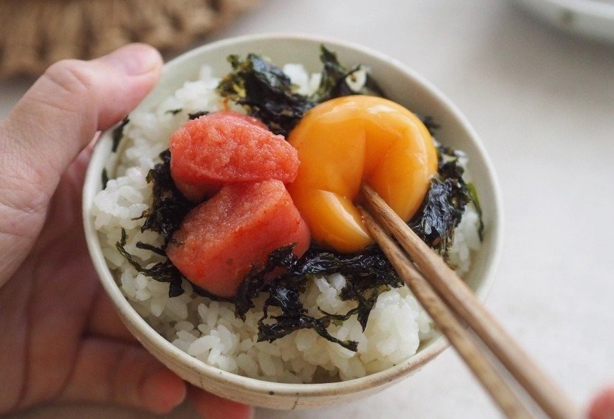 """recipe The strongest rice thief in history.  Forbidden recipe of """"Menta sesame oil pickled rice bowl""""[Buzzing rice vol.1]"""