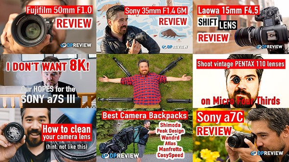 DPReview TV: Favorite episodes and a subscriber challenge: Digital Photography Review