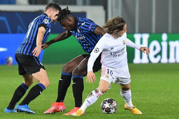 Live Atalanta 0-0 Real Madrid: The tug-of-war Photo 1