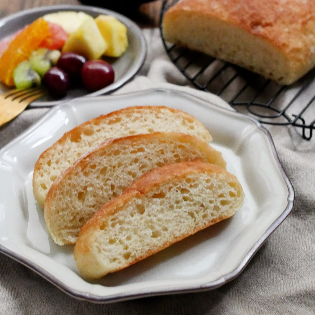 recipe Easy without kneading!Sticky tapper bread