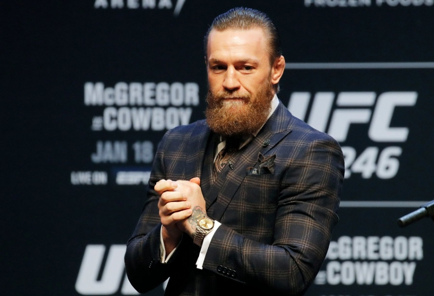 Conor McGregor will have more matches in 2021